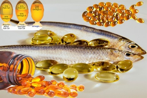 Lợi ích tuyệt vời của dầu cá đối với da và tóc