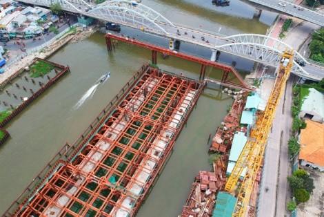 Lại 'tố' nhau ở dự án chống ngập lớn nhất TP.HCM