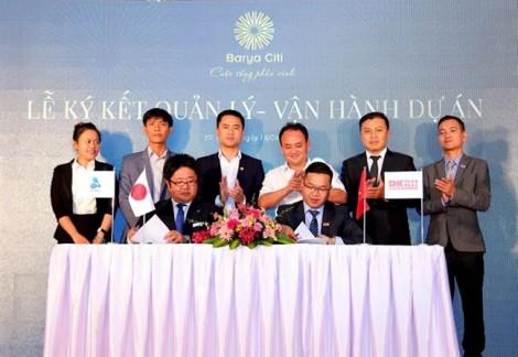 Tập đoàn Anabuki Nhật Bản trở thành đơn vị quản lý, vận hành dự án Barya Citi