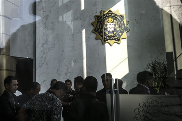 Bat giu cuu Thu tuong Malaysia Najib Razak