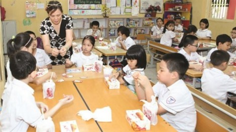 TP.HCM cơ bản thống nhất đề án sữa học đường giai đoạn 2018-2020