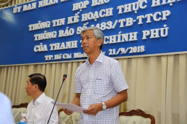 UBND TP.HCM nhan trach nhiem, xin loi nhan dan ve vi pham o Thu Thiem