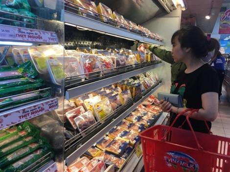 Lo thịt heo nhập khẩu không an toàn