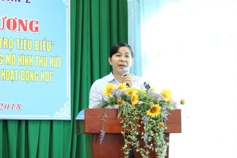 Quận 2: Nhiều giải pháp thu hút nữ công nhân đến với Hội