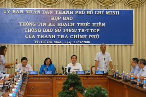 UBND TP.HCM nhận trách nhiệm, xin lỗi nhân dân về vi phạm ở Thủ Thiêm