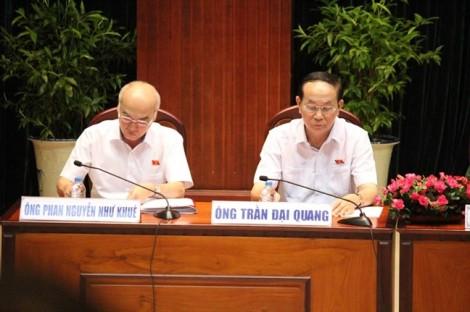 Chủ tịch nước Trần Đại Quang là người rất sâu sát, gắn bó với dân