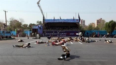 Tấn công khủng bố ở Iran: Ít nhất 24 người chết, hàng chục người bị thương