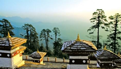 Bhutan - mất bao nhiêu để tới xứ sở hạnh phúc?