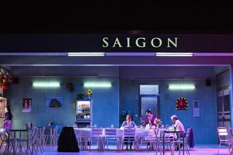 'Saigon': Mở - khép phức cảm 40 năm