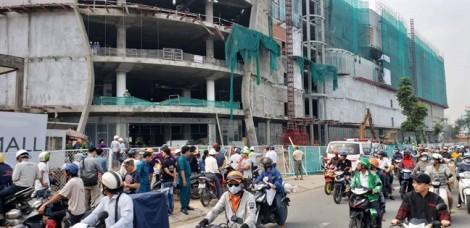 3 công nhân rơi từ tầng cao công trình xây dựng