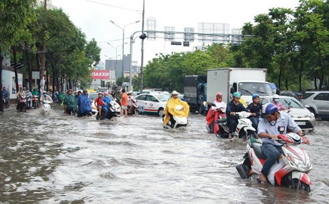 TP.HCM go vuong du an sua cong bang von ODA cua Nhat