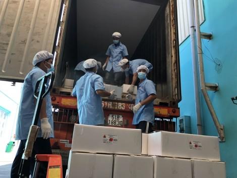 Lô trứng gia cầm đầu tiên xuất khẩu vào thị trường Úc