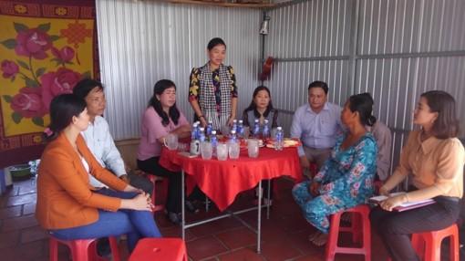Cà Mau: Ra mắt tổ hợp tác làm cá khô thương phẩm do Hội LHPN TP.HCM hỗ trợ