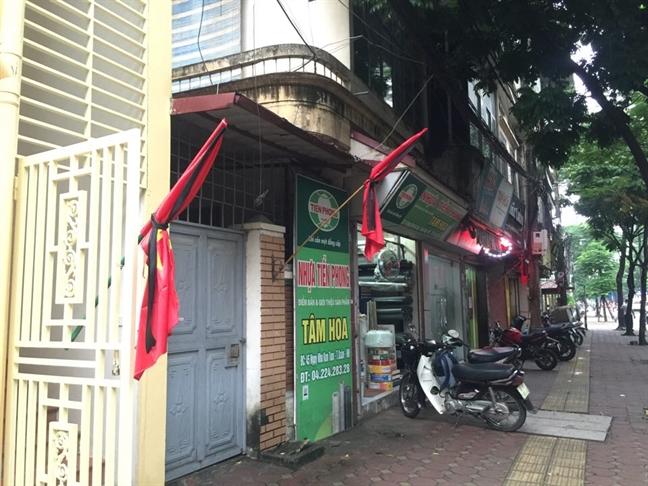 Ba con khu pho nho thuong Chu tich nuoc Tran Dai Quang