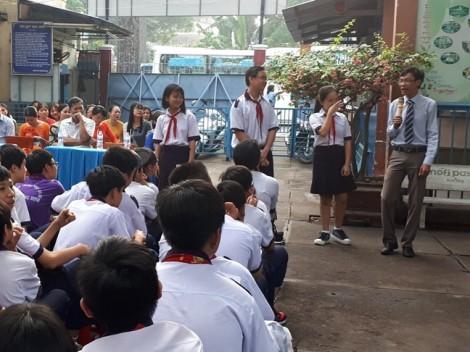 Quận Bình Thạnh: Tuyên truyền cho học sinh về tác hại của trò chơi trực tuyến