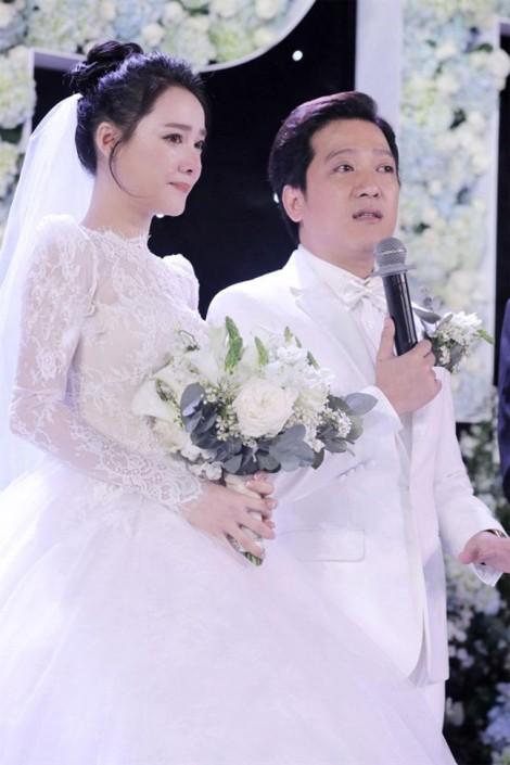 Tháo gỡ toàn bộ video đám cưới Trường Giang - Nhã Phương trên YouTube
