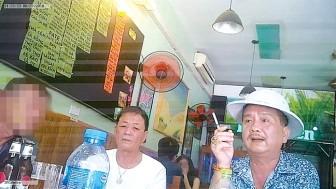 Băng nhóm bảo kê ở chợ Long Biên: Tiền thu đều nộp ban quản lý?