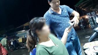 Đề nghị điều tra làm rõ và kiểm điểm lãnh đạo quận Ba Đình vụ 'bảo kê' chợ Long Biên