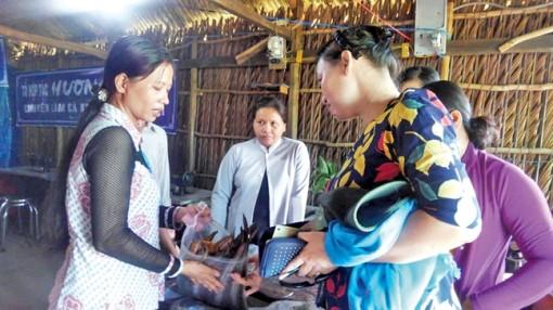 Hội làm nhịp cầu kết nối, hỗ trợ phụ nữ khởi nghiệp