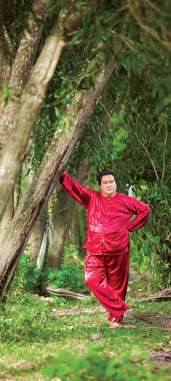 Nghe si Hoang Map cong bo di chuc