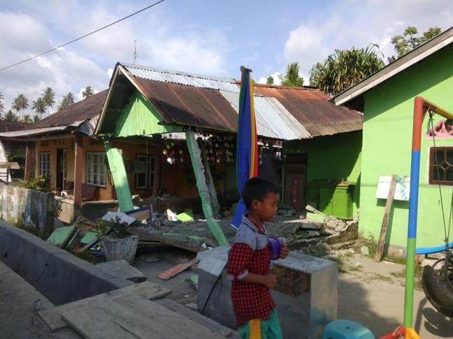 Hon dao o Indonesia tan hoang sau tham hoa kep dong dat - song than