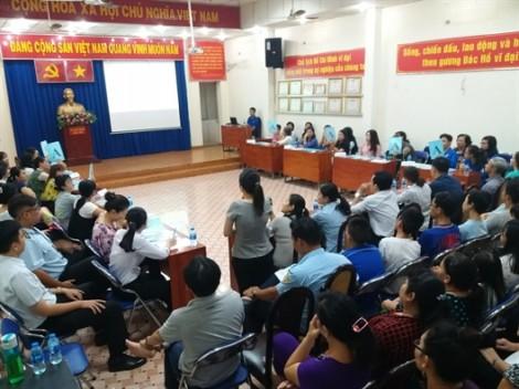 Quận 6: Tổ chức hội thi về công tác đối ngoại nhân dân