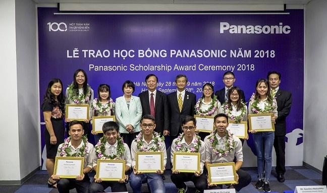 Panasonic dong hanh phat trien nguon nhan luc chat luong cao