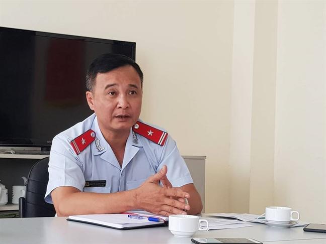 Phong kham Da khoa Thien Hoa co bac si Trung Quoc va tung bi to nhieu vi pham