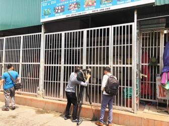 Thâm nhập băng nhóm bảo kê ở chợ Long Biên - Kỳ 5: Cho hình thành chợ tự phát, ung dung thu tiền