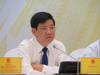 Vụ 'bảo kê' tại chợ Long Biên: Thứ trưởng Bộ Công an khẳng định xử lý nghiêm vụ việc