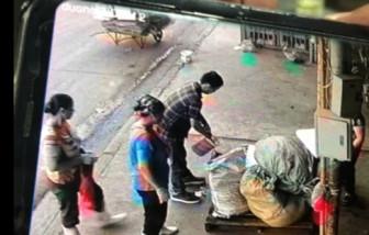 'Độc chiêu' đổ cá thối để chèn ép tiểu thương của nhóm bảo kê