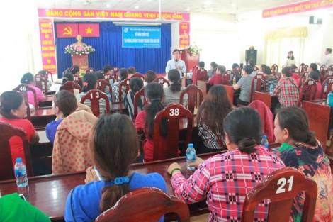 Quận Bình Tân: Tập huấn kỹ năng phòng, chống tai nạn thương tích cho trẻ