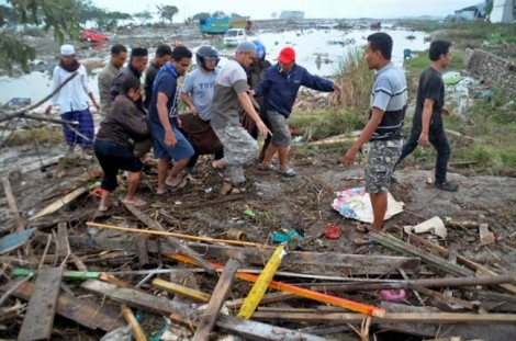 Thảm họa ở Indonesia đến từ đâu?