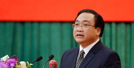 Bí thư Thành ủy Hà Nội: Đề nghị rà soát tình trạng 'bảo kê' ở tất cả các chợ