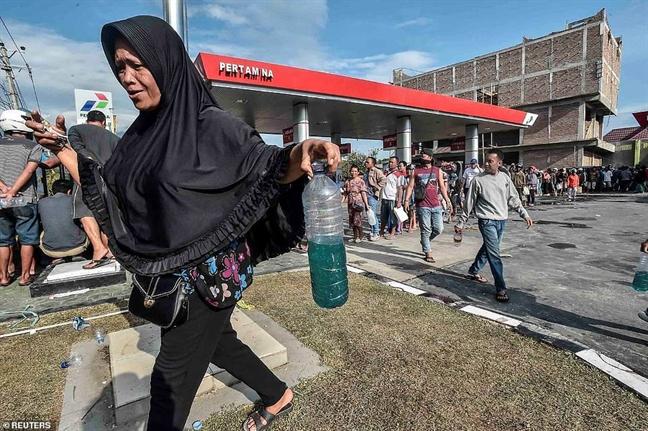 Indonesia: Hoang mang sau tham hoa kep dong dat - song than