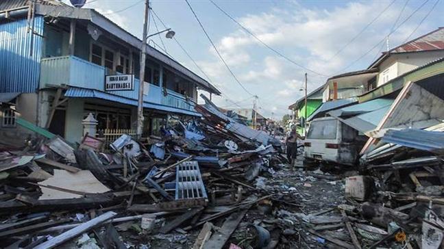 Động đất ở Indonesia: 34 sinh viên chết trong một nhà thờ - Báo Phụ Nữ