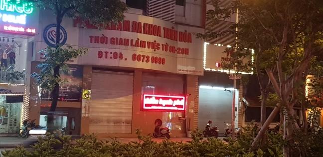 Sai pham cua phong kham da khoa Thien Hoa chi la 'khong ai nam tay duoc den toi'!