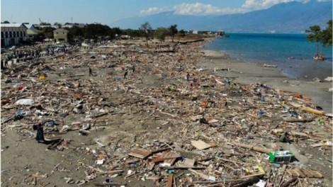 Indonesia: Hoang mang sau thảm họa kép động đất - sóng thần