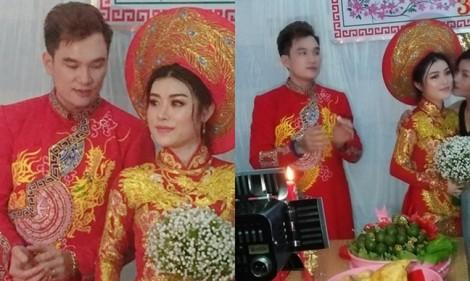 Ca sĩ Lâm Chấn Huy bí mật kết hôn