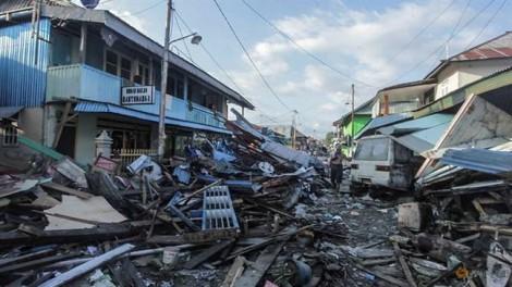 Động đất ở Indonesia: 34 sinh viên chết trong một nhà thờ