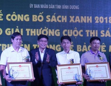 FrieslandCampina Việt Nam bốn năm liên tiếp nhận giải thưởng 'Doanh nghiệp xanh'