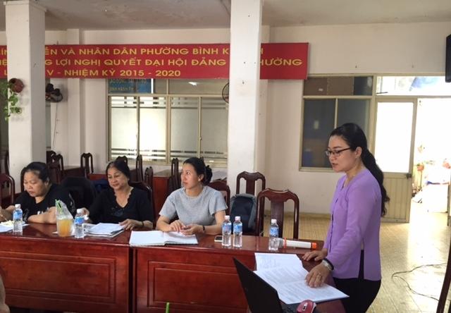Quan 2: Nhieu hoat dong huong den Ngay Phu nu Viet Nam 20/10