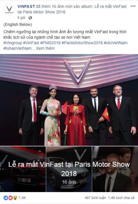 Xe hơi VinFast giá bao nhiêu?