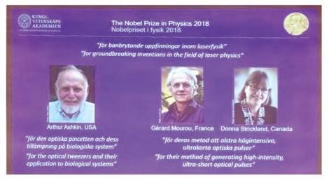 Sau 55 năm, giấc mơ Nobel đã mang gương mặt nữ giới