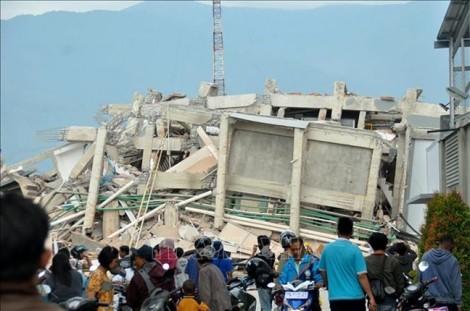 Việt Nam viện trợ khẩn cấp 100.000 USD cho Indonesia sau thiệt hại động đất và sóng thần