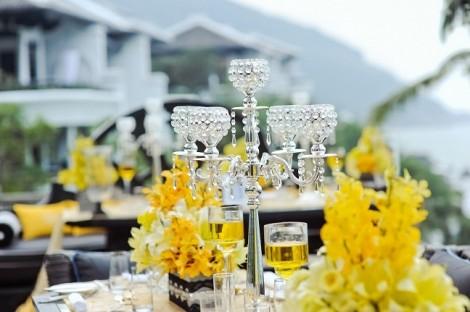 Một thiên đường tiệc cưới xa hoa của châu Á tại Việt Nam