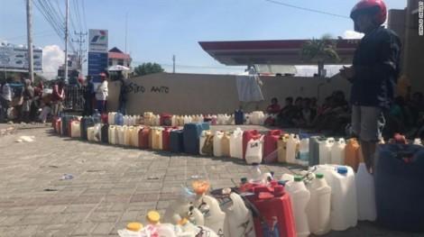 Động đất sóng thần Indonesia: Số người chết tăng lên cùng với nỗi tuyệt vọng