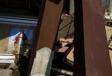 Indonesia: 80 trẻ em thiệt mạng và mất tích khi nhà thờ trượt xa 2km, đổ sập