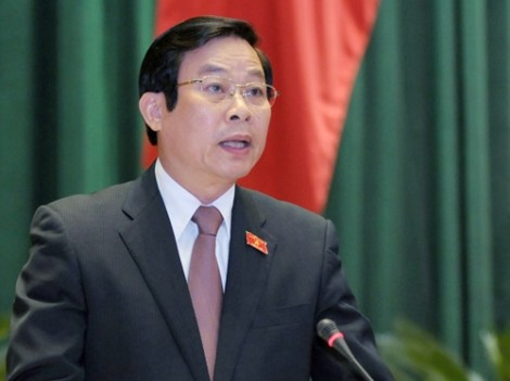 Cách chức Ủy viên Trung ương của ông Nguyễn Bắc Son, khai trừ Đảng với ông Trần Văn Minh