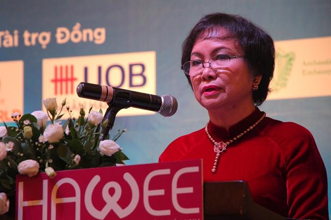 Hoi Nu doanh nhan TP.HCM to chuc dien dan 'Cong nghiep 4.0 - ung dung de tang toc'